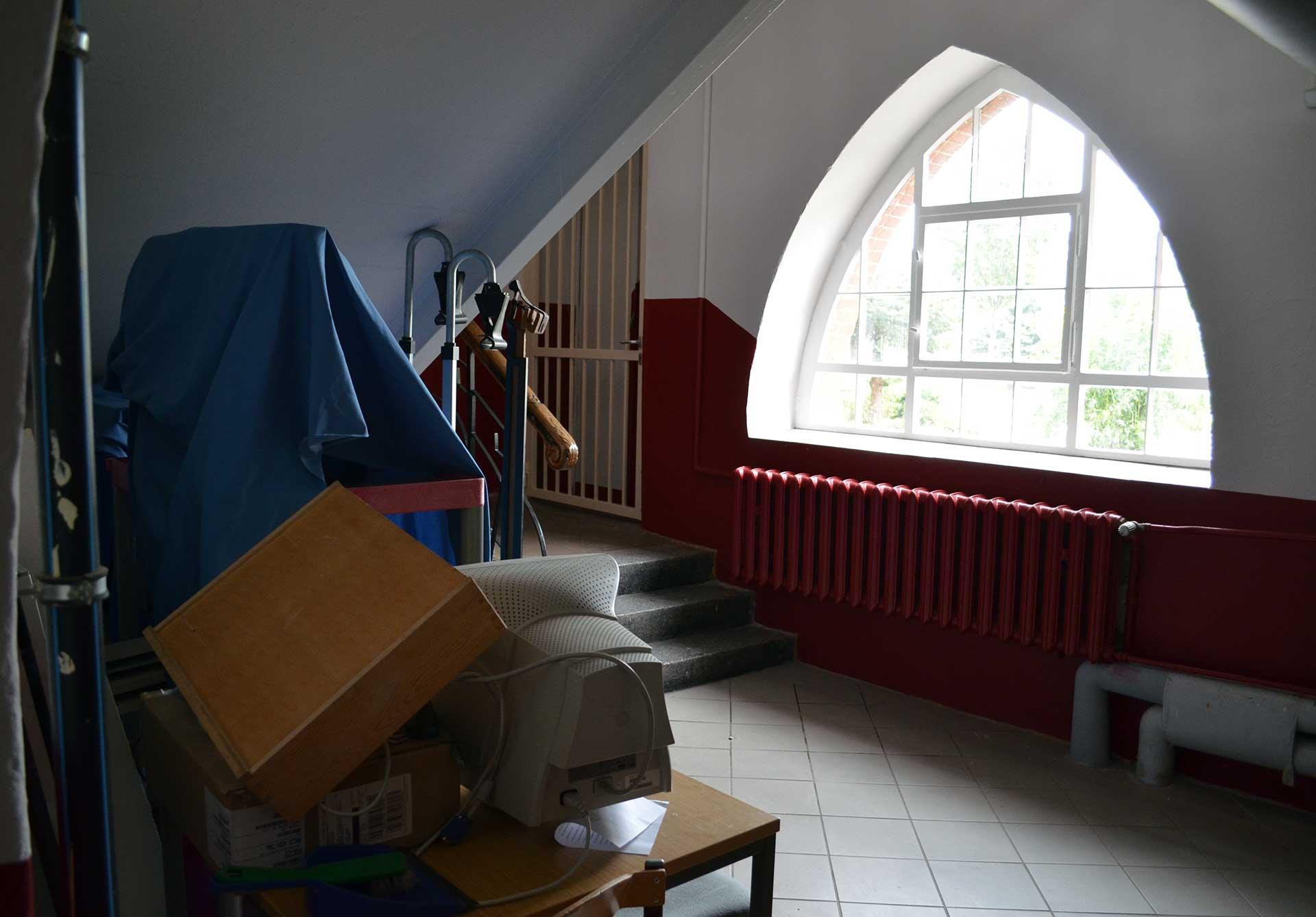 Der CHILLRAUM, Thomas-Müntzer-Oberschule, Ziesar